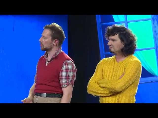 Kabaret Łowcy.B - Szpiedzy II (Official HD, 2014)