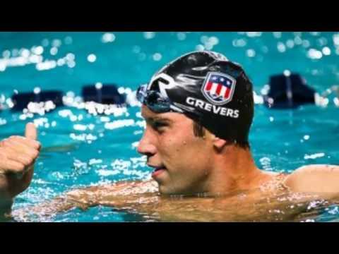 Matt Grevers Wins Gold For Team USA In Men's 100m Backstroke Final