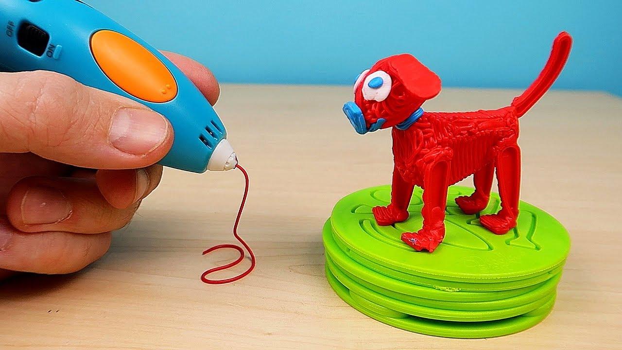 Новая ЗД Ручка! Набор Super Mega Pen Set 3Doodler! alex boyko