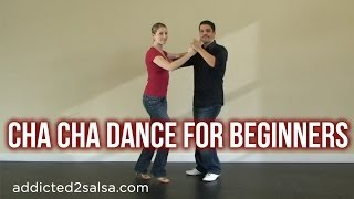 Cha Cha Dance Lesson for Beginners