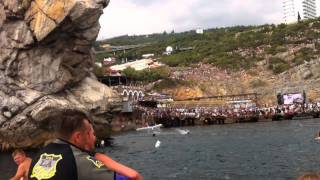 Red Bull Cliff Diving Crimea Finals 2011