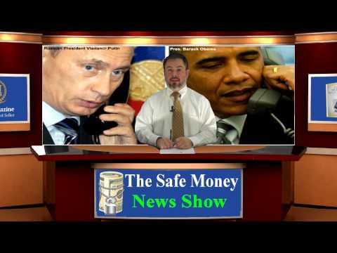 Crisis In Crimea | Obama & Putin Talk To Discuss Ukraine | Is Obama Mad At Michelle?