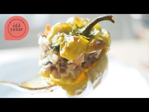 Biber Dolması Nasıl Yapılır ? - İdil Tatari - Yemek Tarifleri