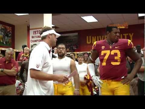 USC Football - UNFILTERED - California