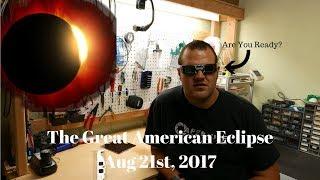 Aug 21st Solar Eclipse - Glasses Safety