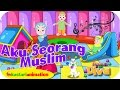AKU SEORANG MUSLIM  - Lagu Anak Indonesia - HD   Kastari Animation Official.mp3