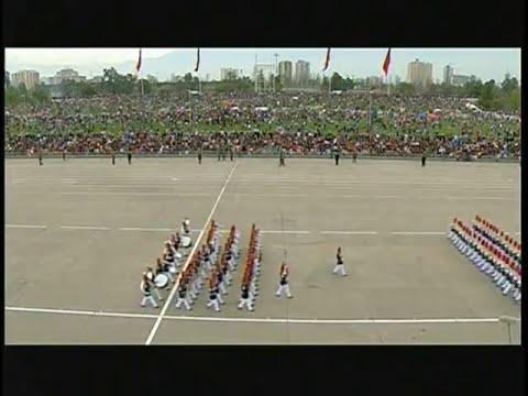 PARADA MILITAR 2012- Desfile Escuela Militar - ® Manuel Alejandro 2012.