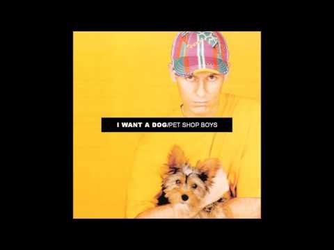 Pet Shop Boys - I Want A Dog (Frankie Knuckles 12