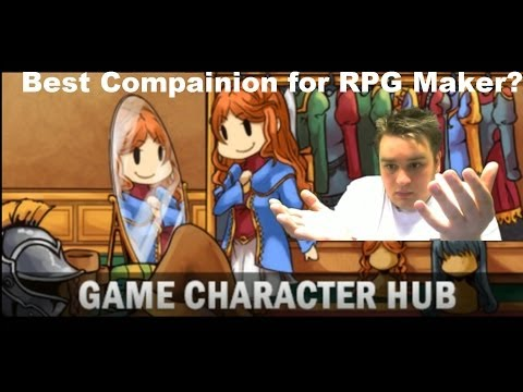 Game Character Hub - Is it the Perfect RPG Maker Compainion?