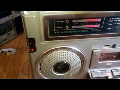 Aimor St-804 Boombox Ghettoblaster for sale $140 + ship Chicago boomboxbryan62@gmail.com