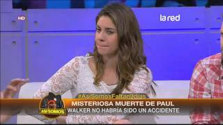 SALFATE | Muerte De Paul Walker ¿Accidente O Asesinato?_1 - 2015-10-23