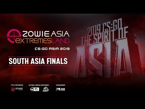 🔴 LIVE | ZOWIE eXTREMESLAND - South Asia Finals | Playoffs