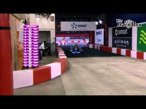 ERDF Masters Kart - Bercy - Highlights