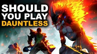 Should You Play Dauntless ?   Dauntless Gameplay