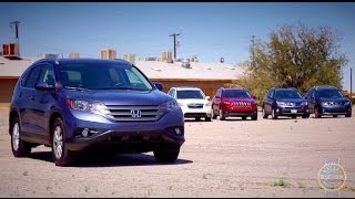 2014 Compact SUV Comparison Test - Kelley Blue Book