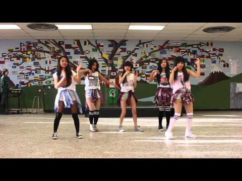 Ottawa Bhutanese- Nepali Girls dancing at School in Hindi movie songs.