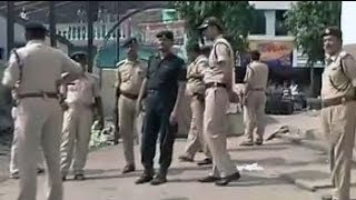 Crude bomb explodes at Patna station hours before