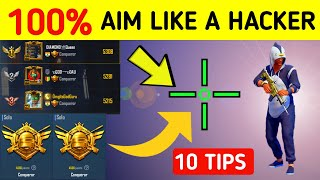 HOW TO IMPROVE YOUR AIM IN PUBG | LIKE A ADVANCE PRO PLAYERS| Improve Aiming and Reflexes Full Guide