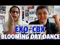 EXO-CBX 'Blooming Day' Dance Practice REACTION!!!
