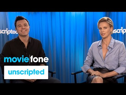 'A Million Ways to Die in the West' Unscripted Interview | Moviefone
