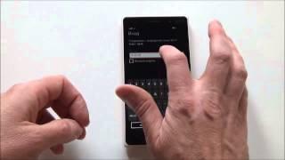 Nokia Lumia 830 - распаковка, предварительный обзор
