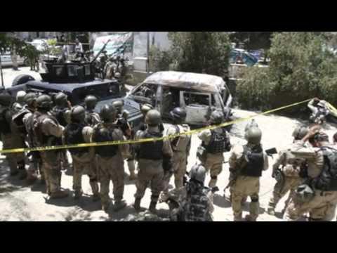 Taliban Attack at Resort Hotel Near Kabul Kills 20