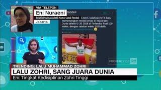 Download Lagu Lalu Zohri, Sang Juara Dunia - Eni Nuraini, Pelatih Pelatnas Atletik Gratis STAFABAND