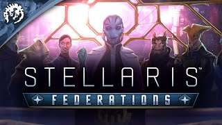 Stellaris: Federations - Expansion Announcement Teaser