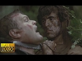 Rambo First Blood (1982)   Forest Hunt Scene (1080p) FULL HD