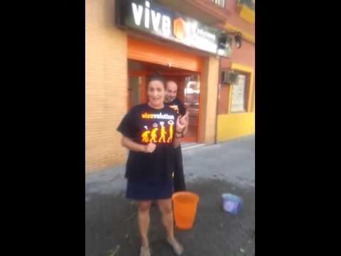 ROCIO CANTERO GRUPO VIVE RETO #CUBOHELADO