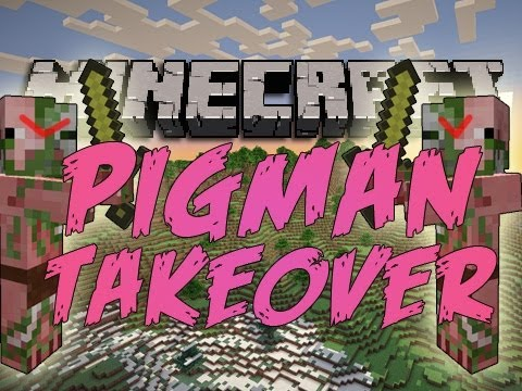 Minecraft Mods | Episode 760 | PIGMAN TAKEOVER | iPodmail | 1.4.4