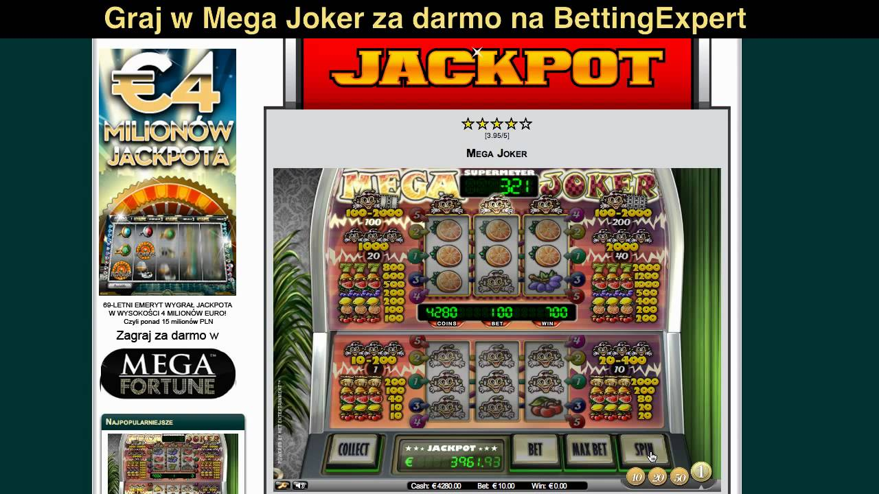 joker online pl