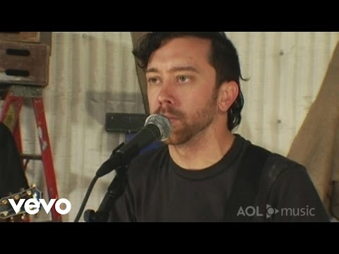 Rise Against - Swing Life Away (Live @ AOL Undercover)