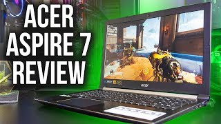 Acer Aspire 7 - Laptop   Launch Your Creativity 2019🔥🔥 Technical Raoji