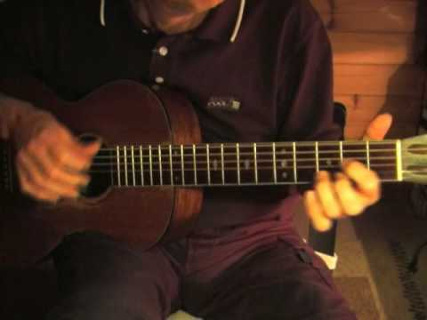 Canned Heat - acoustic blues instrumental - Tommy Johnson
