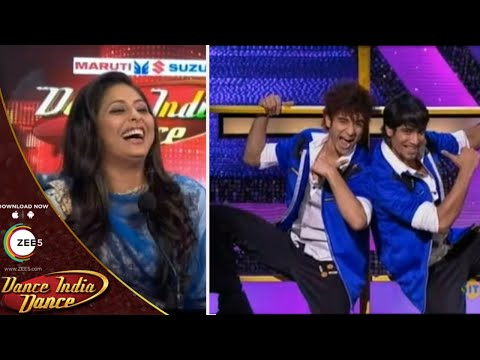 Dance India Dance Season 3 March 18 12 - Raghav & Sanam