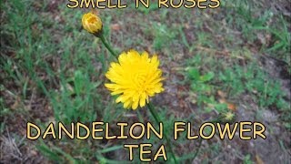 How to Prepare Dandelion Flower Herbal Tea