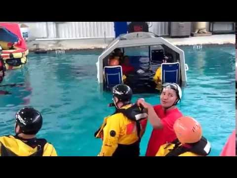 BOSIET (Basic Offshore Safety Induction and Emergency Training) 1