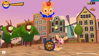 Hamsterdam ★ GamePlay ★ Ultra Settings
