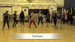 NoBiz Dance Showreel Jan 2014