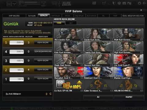 Satlık Çar Wolfteam Full+full