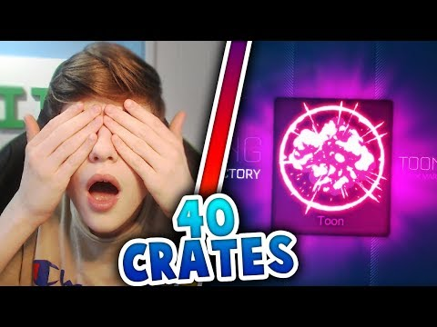 I GOT A MYSTERY WITHOUT KNOWING | *BEST* 40 VICTORY CRATE OPENING | Rocket League