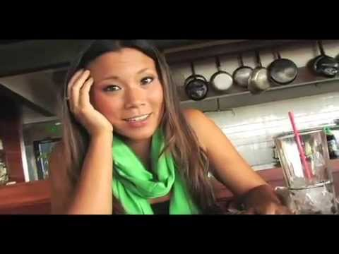 MTV Iggy host Angela Sun Eats Bugs
