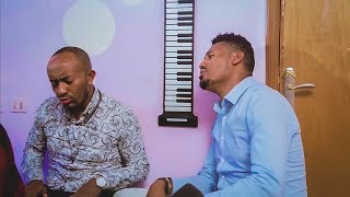 Binyam Mekonnen and Binyam Wale New Amazing Studio Live Worship (Official Video) - AmlekoTube.com