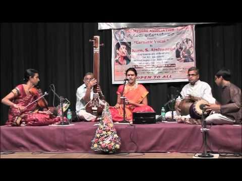 S.Aishwarya - Raghuvamsa Sudha - Kathanakuthuhalam