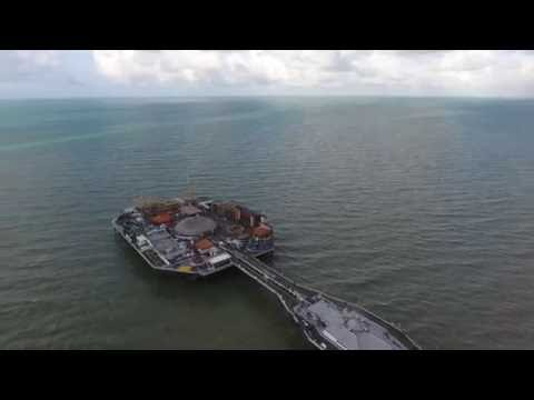 Brighton Pier , East Sussex, England (www.sussex-drones.co.uk)