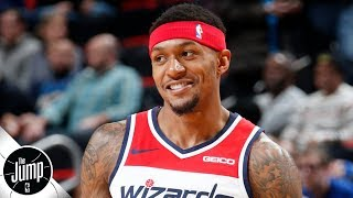 Was Bradley Beal's play against the Pistons a travel? | The Jump