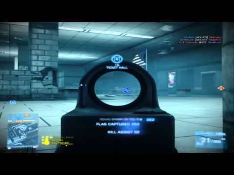 16° Guia de Battlefield 3 - Conheçendo as armas de Assault Part I