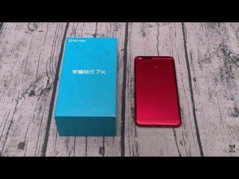 Huawei Honor 7X - The Best $200 Phone