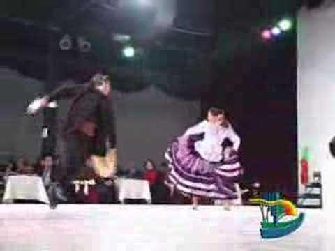 LA MARINERA -BAILE NACIONAL DEL PERÚ